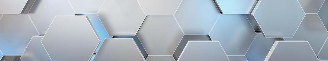 Hexagons-silver-B2