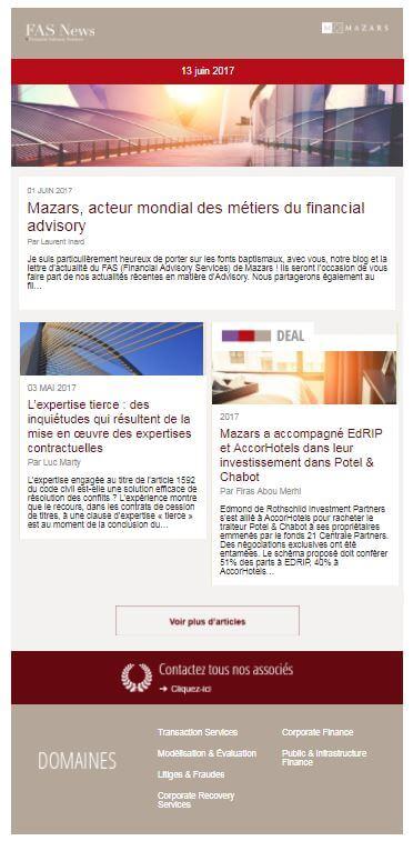 FAS News