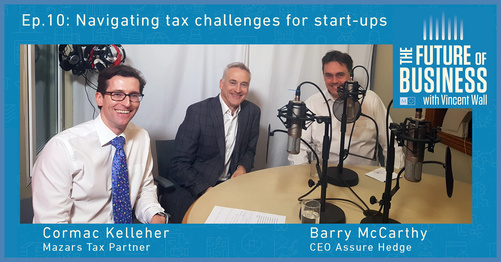 Navigating tax challenges for start-ups